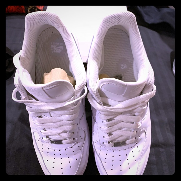 Nike Other - Air Force Ones - hardly worn.
